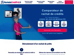Rachat de crédit avec rachatdecreditpret.fr