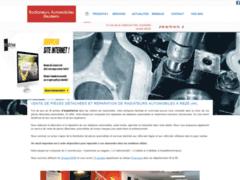 Création du site Internet de Radiateurs Automobiles Rezéens (Entreprise de Distribution de pièces automobile à REZÉ )