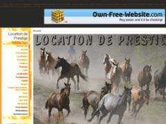 Location de prestige