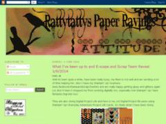 Rattytattys Paper Raving Blog