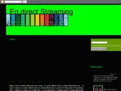 streaming et en direct