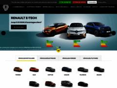 Consulter la fiche de Renault Guadeloupe
