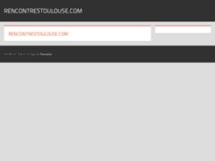 Détails : Rencontre Toulouse avec Rencontres Toulouse .com - Le nouveau site de rencontres sur Toulouse et la