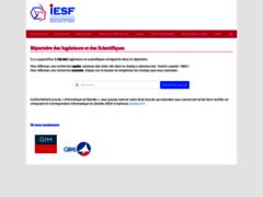 Robothumb : repertoire.iesf.fr