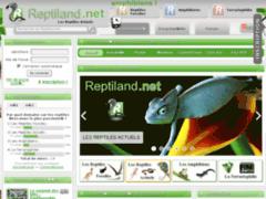Reptiland.net - encyclopédie sur les reptiles