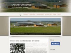 Domaine Equestre de la Chênaie - Saumur Dressage
