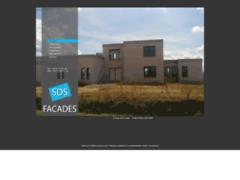 Création du site Internet de SDS FACADES (Entreprise de Façadier à PINS JUSTARET )