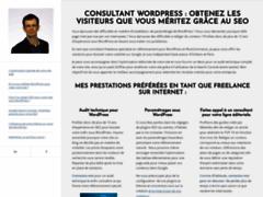 Site Détails : Audit SEO de sites sous WordPress