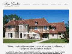 Site Détails : Serge Gautier, Maître d'oeuvre OPQMOC à Saint-Prix (95)