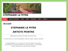 Le site de la créatrice Nantaise Stéphanie LePitre