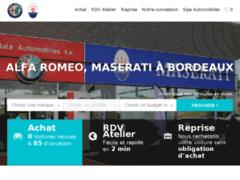 Concessionnaire Alfa Romeo, Subaru, Maserati à Bordeaux