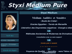 Détails : Styxi Medium Pure
