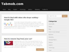 Site Détails : Tabmob - Boutique en ligne de tablettes tactiles