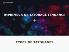 Consulter la fiche de Tatouages temporaires, piercing magnetiques , tattoos marketing logo