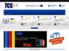 TCS INK : Ventes de Cartouche d'encre