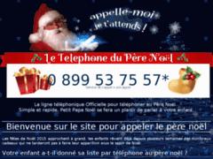 0 899 537 557 le numéro du Père Noël