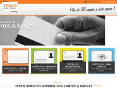 Consulter la fiche de Terco Badge