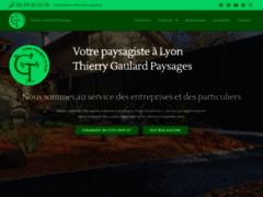 Paysagiste jardinier artisan à Lyon 69
