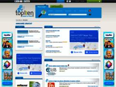 Référencement gratuit dans l'annuaire TopLien