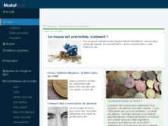 Trader Forex : Actualité, analyse et formation forex