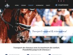 Transport et location camionnette et van pour chevaux