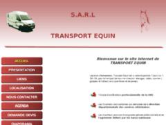 Transport Equin