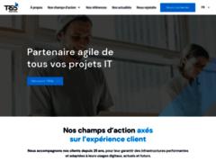 TRSB - prestations informatiques sur l'environnement utilisateur
