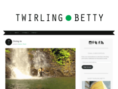 Twirling Betty