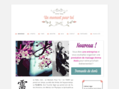 Un moment pour toi Reiki massage Amma assis Paris