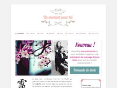 Un moment pour toi Reiki massage Amma assis Paris