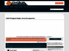 USAP : Forum rugby équipe du top14