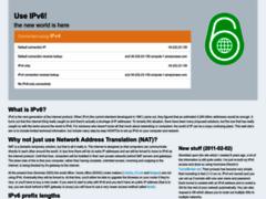 Use IPv6