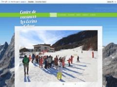 """Site Détails : Centre de vacances """"Les Écrins d'Azur"""" - Pelvoux - Hautes Alpes (05)"""