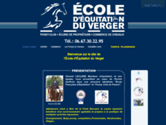Centre equestre du verger