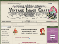 Vintage Image Craft  -  Halloween