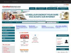 Consulter la fiche de CarrefourInternet
