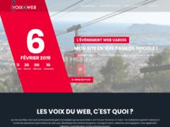 Voix du web: Magazine web d'informations