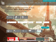 Voyagesaquaterra.com : agence de voyage #1 au Québec