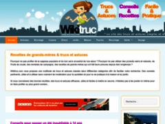 Détails : Wikitruc les infos pratiques pour les femmes