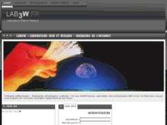 Robothumb : ww2.lab3w.fr