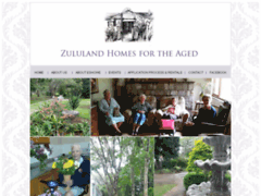 Zululand Homes for the Aged – CharitySA
