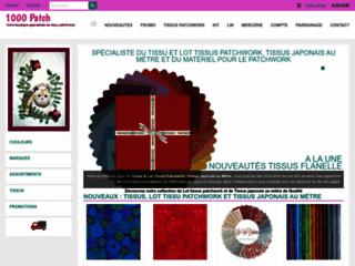 Boutique pour patchwork