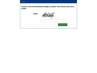 Capture du site http://www.1001-montres.fr/