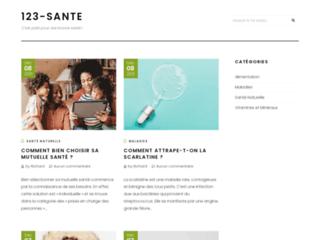 Détails : http://www.123-sante.com/
