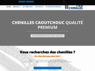Site de 1 2 3 chenilles