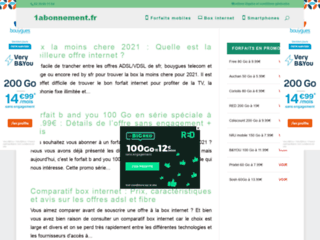 Détails : Le guide pour l'abonnement et les forfaits télécom en France