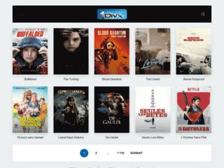 Détails : 1divx.com téléchargement films gratuit - vidéos divx gratuit 1divx.com