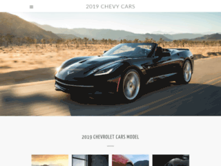 2019 Chevrolet Z06 Specifications