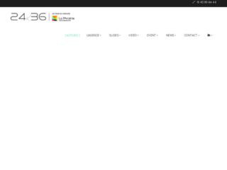 Détails : Agence 24x36