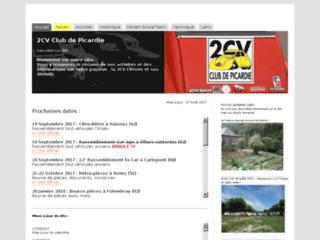 2CV Club de Picardie